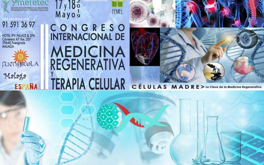 II Congreso de Medicina Regenerativa y Terapia Celular . Cámara Hiperbárica